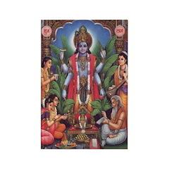 Vishnu Magnets (10 pack)