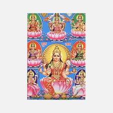 Lakshmi Magnets (10 pack)