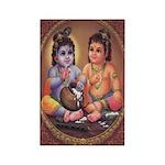 Krishna Magnets (10 pack)