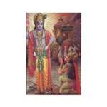 Krishna 4 Magnets (10 pack)