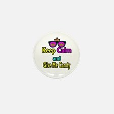 Crown Sunglasses Keep Calm And Give Me Candy Mini