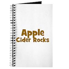 Apple Cider Rocks Journal