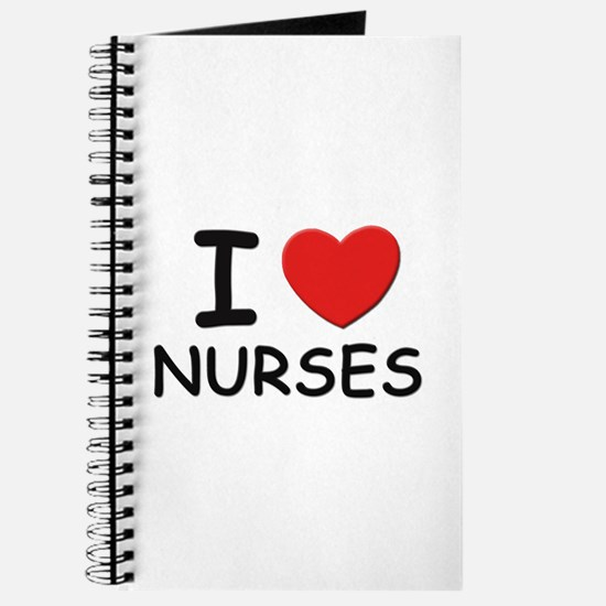 I love nurses Journal