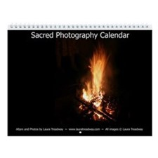 Sacred Altar Wall Calendar