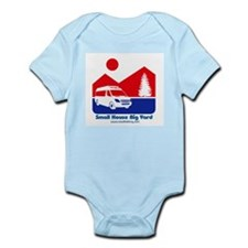 Small House Big Yard RV T-Shirt Body Suit