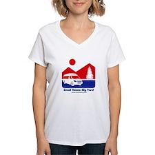 Small House Big Yard RV T-Shirt T-Shirt