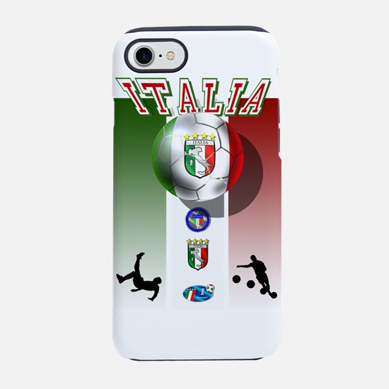 Italia Italian Football iPhone 7 Tough Case