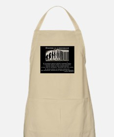 Terence McKenna Apron