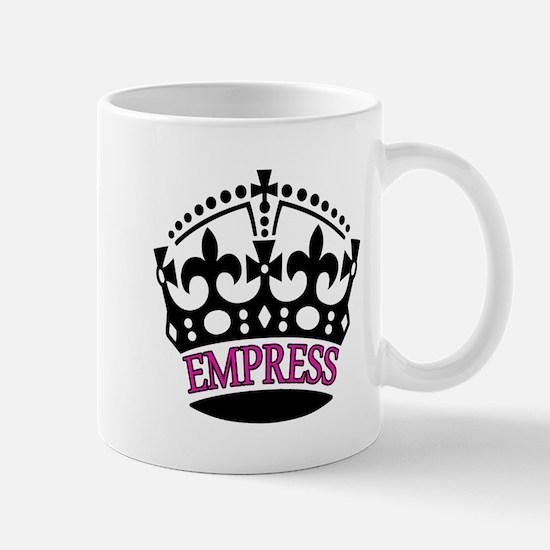 EMPRESS Pink Mug
