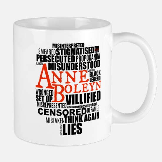 Anne Boleyn: Misunderstood Mug