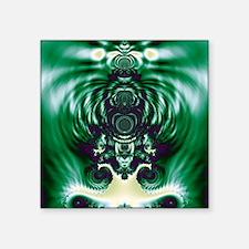 Green Bell Sticker