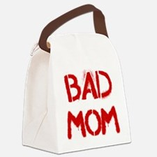 Bad Mom Canvas Lunch Bag