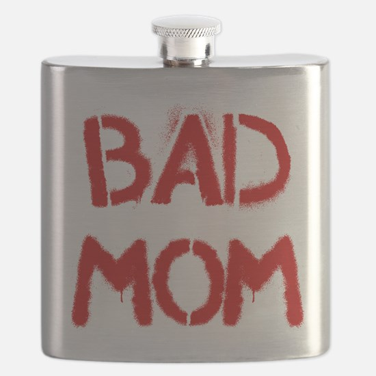 Bad Mom Flask