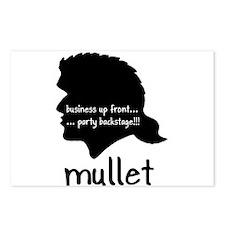 Mullet Postcards (Package of 8)