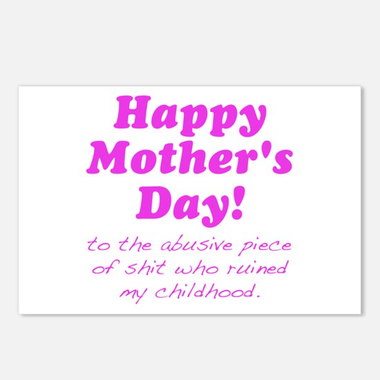 Happy Mothers Day... Postcards (Package of 8)