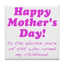 Happy Mothers Day... Tile Coaster