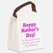 Happy Mothers Day... Canvas Lunch Bag
