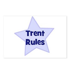 Trent Rules Postcards (Package of 8)