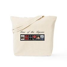 Jan and Nicky Tote Bag
