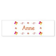 Anne 1 Bumper Sticker