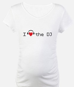 I love the DJ with headphones and heart design Mat
