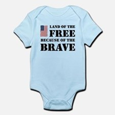 Land of the Free Onesie