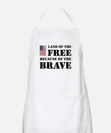 Land of the Free Apron