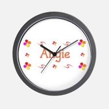 Angie 1 Wall Clock