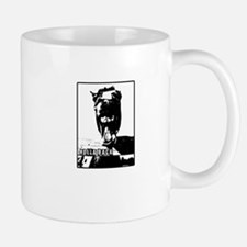 holla back horse Mug