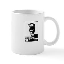 holla back horse Small Mug
