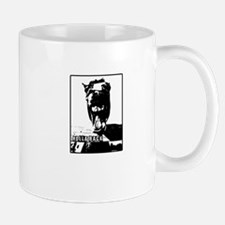 holla back horse Small Small Mug