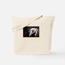 shake off the rain tiger Tote Bag