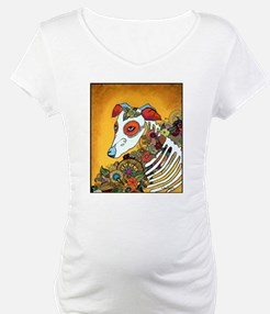 Dia Los Muertos, day of the dead, dog, Shirt