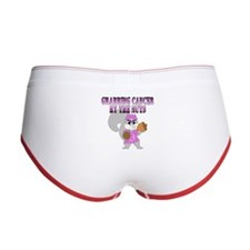 Grabbing cancer by the nuts Women's Boy Brief
