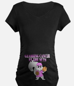 Grabbing cancer by the nuts T-Shirt