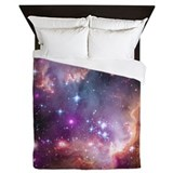 Queen duvet astronomy Duvet Covers