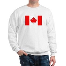 Flag of Canada Sweatshirt
