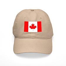 Flag of Canada Baseball Cap