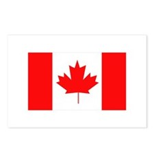 Flag of Canada Postcards (Package of 8)
