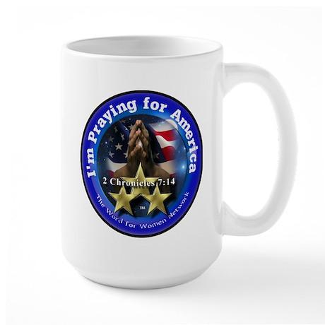 I'm Praying for America Mug