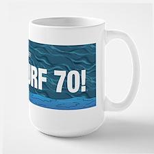 TOP Surf Seventy Large Mug