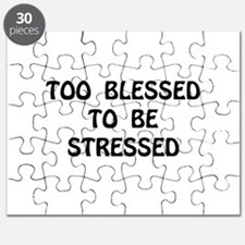 Blessed Stressed Puzzle