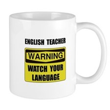 English Teacher Mug