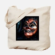 Masked in Color - Digital Photography Tote Bag