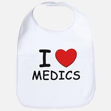 I love medics Bib