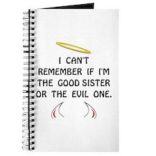 Good Evil Sister Journal