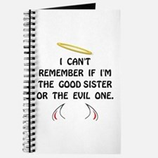Good Evil Sister Journal