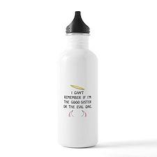 Good Evil Sister Water Bottle