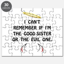 Good Evil Sister Puzzle