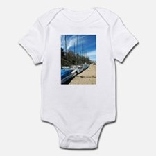 Hobie Cats Lined Up Infant Bodysuit